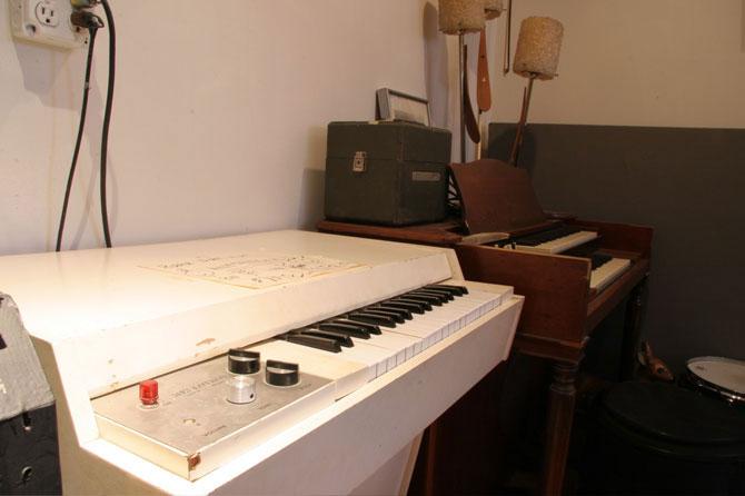 Mellotron-Hammond