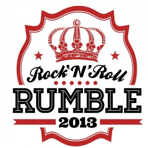 2013 Rumble Logo